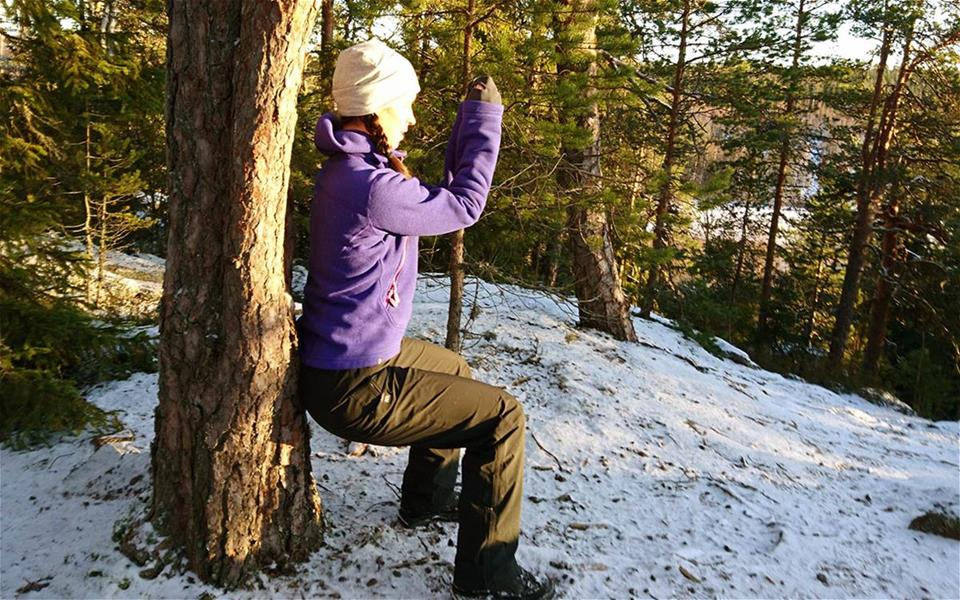 Wilderness wellness tours: forest meditation, crossnature, wildfood walks!